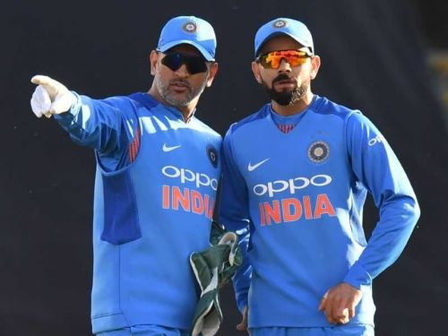 Kohli will have the advisory services of MS Dhoni and Rohit Sharma