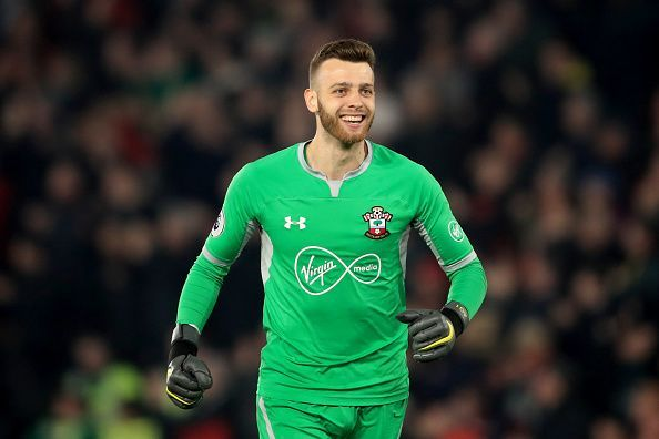 Angus Gunn Profile Picture