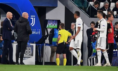 Juventus v Ajax - UEFA Champions League Quarter Final: Second Leg.
