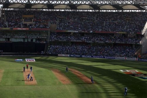A new look Wankhede Stadium was the venue for the 2011 World Cup final