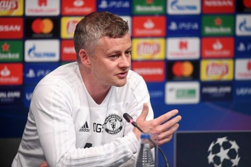 Manchester United Training Session and Press Conference Manchester United Press Conference