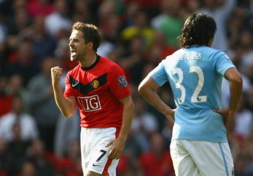 It was Owen's finest moment in a United shirt