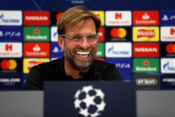Jurgen Klopp is still waiting for his first trophy as a Liverpool manager