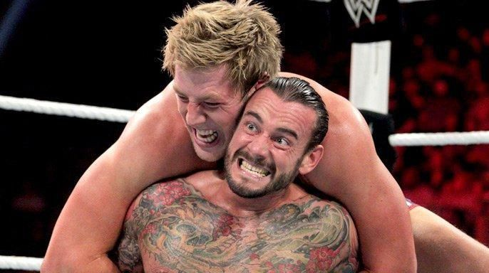 jack swagger and cm punk