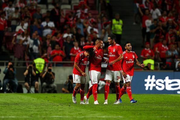Once a European powerhouse Benfica has now fallen to the level of being just a talent producer