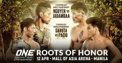 ONE CHAMPIONSHIP: ROOTS OF HONOR