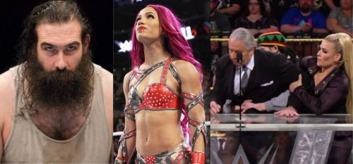 WWE was riddled with controversy in April