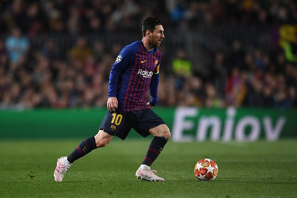 Lionel Messi is all set to secure the La Liga trophy this weekend