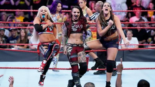 The Riott Squad hasn't fared the best in feuds over the last year.