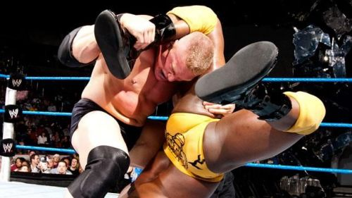 The Brock Lock is an incredible submission hold