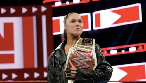Is Ronda Rousey refusing to lose the main event of WrestleMania 35?