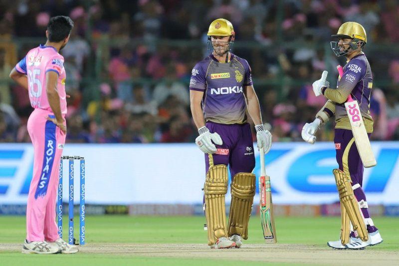 IPL 2019: RR vs KKR