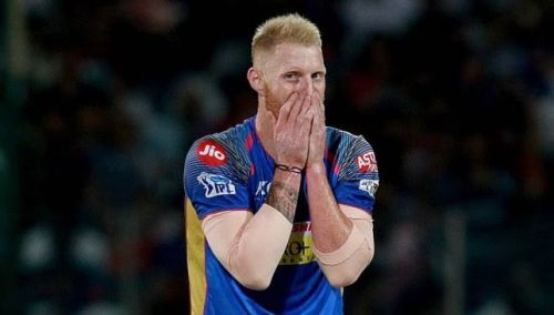 Ben Stokes - Poor form Continue in this IPL.