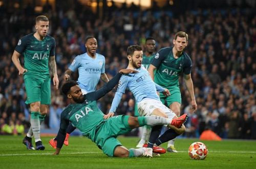 Manchester City v Tottenham Hotspur: Round III takes place on Saturday