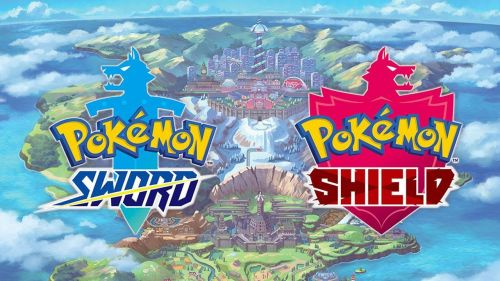Image result for pokemon sword and shield features