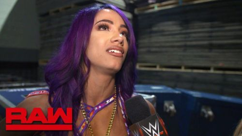 Banks reportedly told WWE she would not be re-signing unless several changes were made.