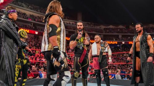 Did Monday Night Raw fire on all cylinders?