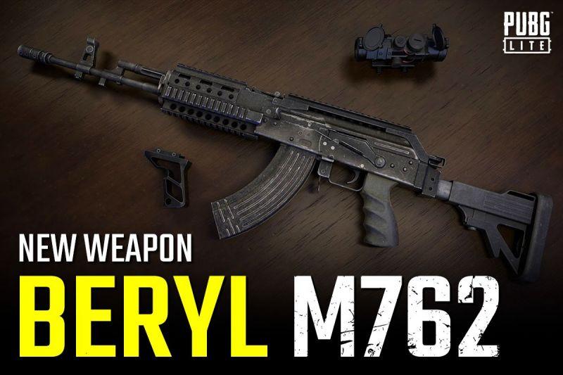 PUBG Lite PC: New Assault Rifle