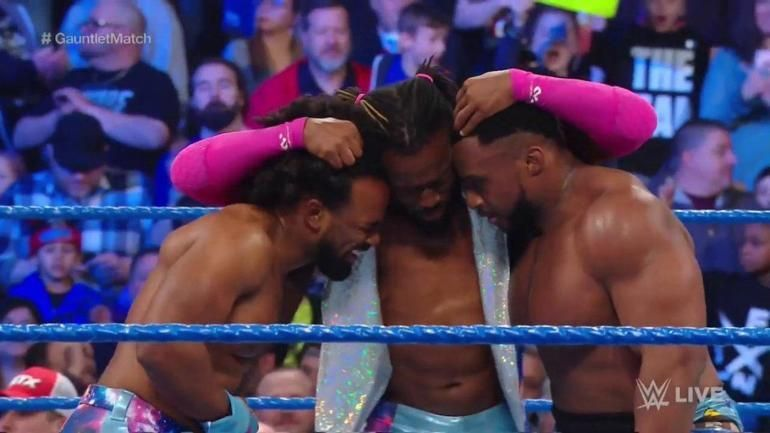 The New Day truly epitomize the Power of Positivity.