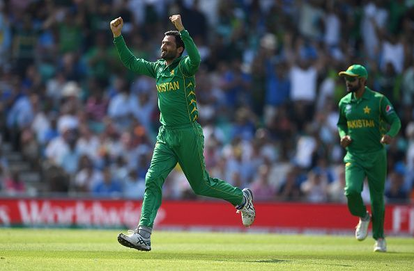 Junaid Khan was one of the few bright spots with the ball: Pakistan v Australia