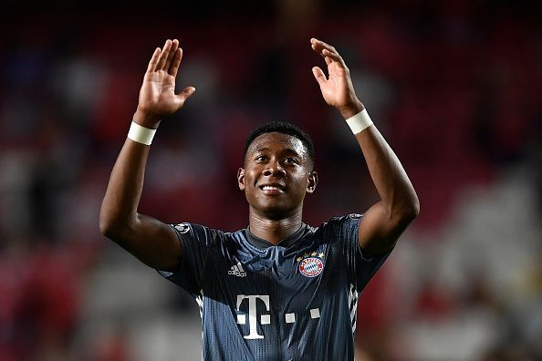 David Alaba Profile Picture