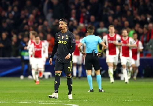 Cristiano Ronaldo did not play for Juventus in their latest fixture against SPAL