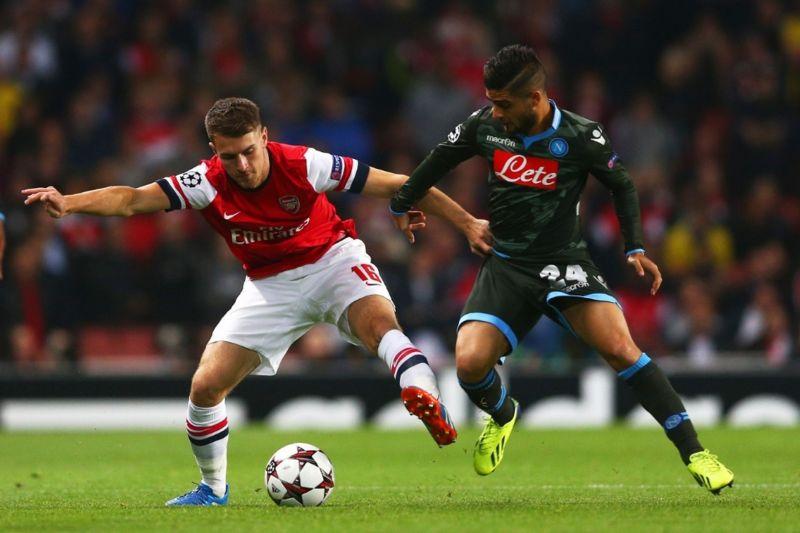 Arsenal vs Napoli