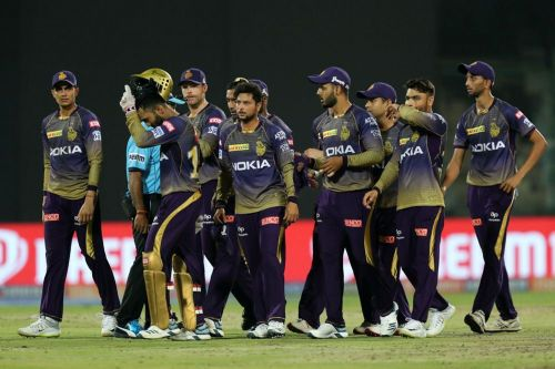 KKR look the favorites ahead of this match. (Image Courtesy: IPLT20)