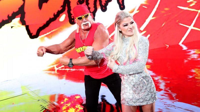 WWE Rumors: Off script moment during Hulk Hogan segment at