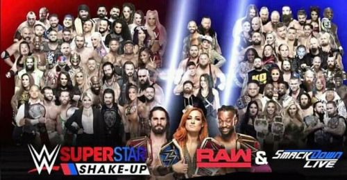 Superstar Shake-Up was spectacular