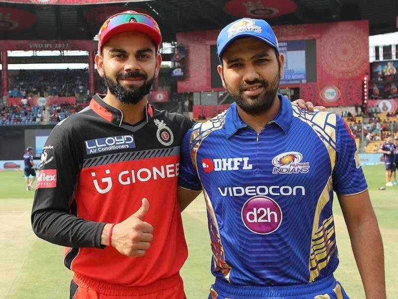 दोनों टीमों के कप्तान