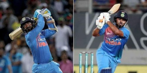 Dinesh Karthik was chosen as the team's back-up wicket-keeper for the 2019 World Cup