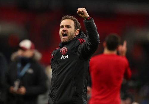 Juan Mata is reportedly under Barcelona's radar