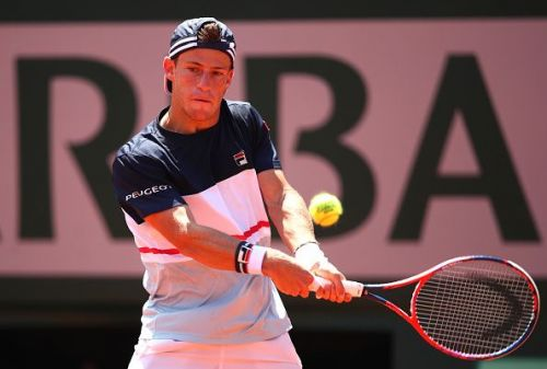 Diego Schwartzman has a game that is well-suited for clay courts!