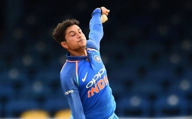 kuldeep is a mystery wrist spinner of India from 2017