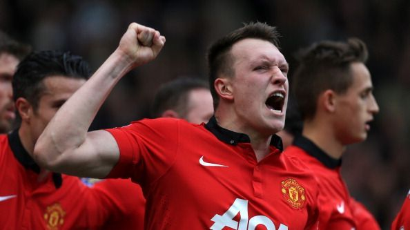 Phil Jones is likely to replace Luke Shaw