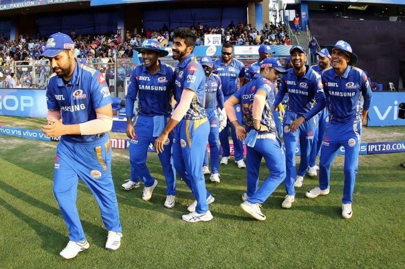Mumbai Indians (Source - iplt20/BCCI)