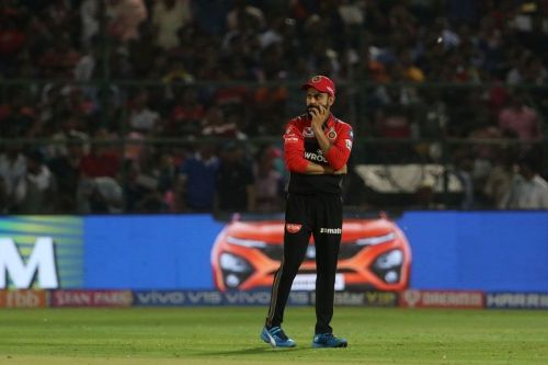 Virat Kohli captain of Royal Challengers Bangalore. Picture courtesy: BCCI/iplt20.com