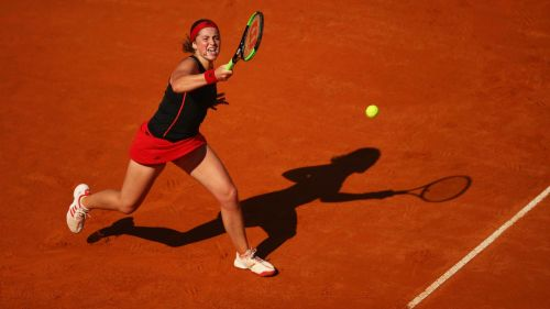JelenaOstapenko Tennis - Cropped