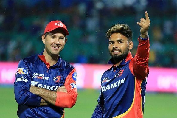 Rishabh Pant has Ricky Ponting