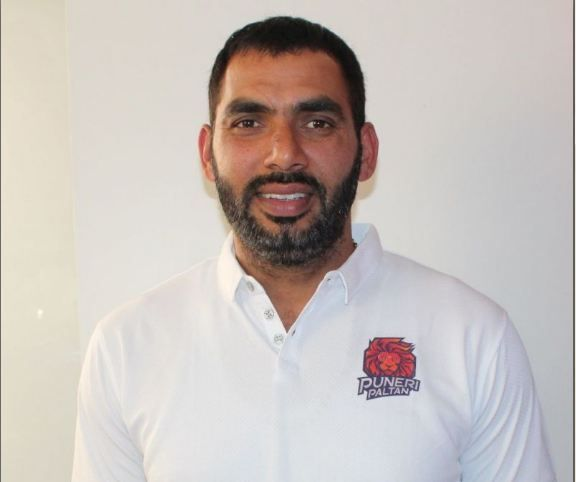 Anup Kumar - Head Coach of Puneri Paltan