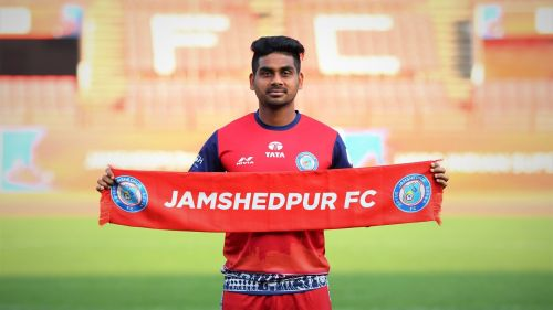 Augustin Fernandes has featured in three games for Jamshedpur FC this season