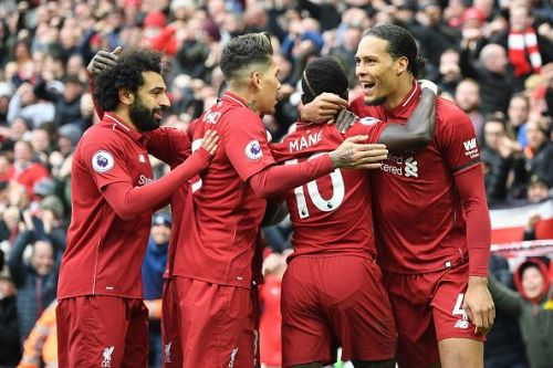 Liverpool brushed aside Chelsea at Anfield
