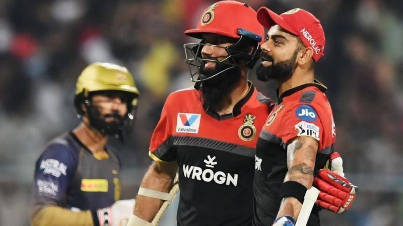 Losing the services of Moeen Ali will be a huge blow for RCB