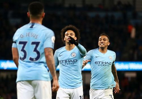 Manchester City are competing on all fronts this season
