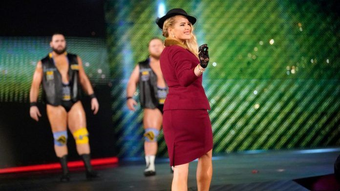 Will Lacey Evans pic up a big win at WrestleMania?