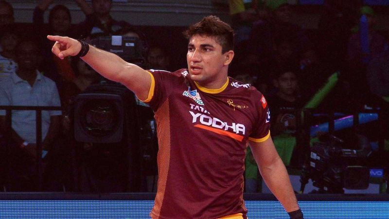 Nitin Tomar moved from UP Yoddha to Puneri Paltan in season 6