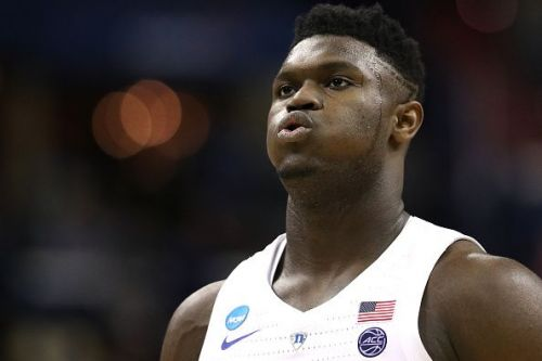 Duke and Zion Williamson were sent crashing out of the NCAA tournament last night