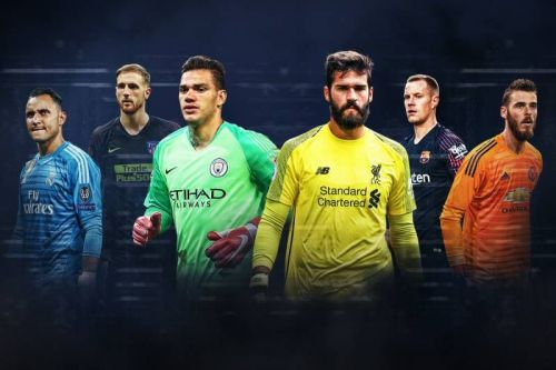 Who is the top valued goalkeeper in the world? De Gea? Ederson or Ter Stegen? (Image Courtesy - Bleacher Report)