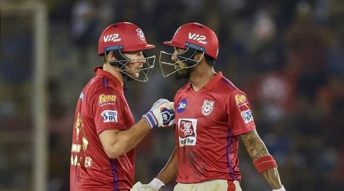KL Rahul 71* takes Kings XI Punjab to a thrilling 6 wicket win